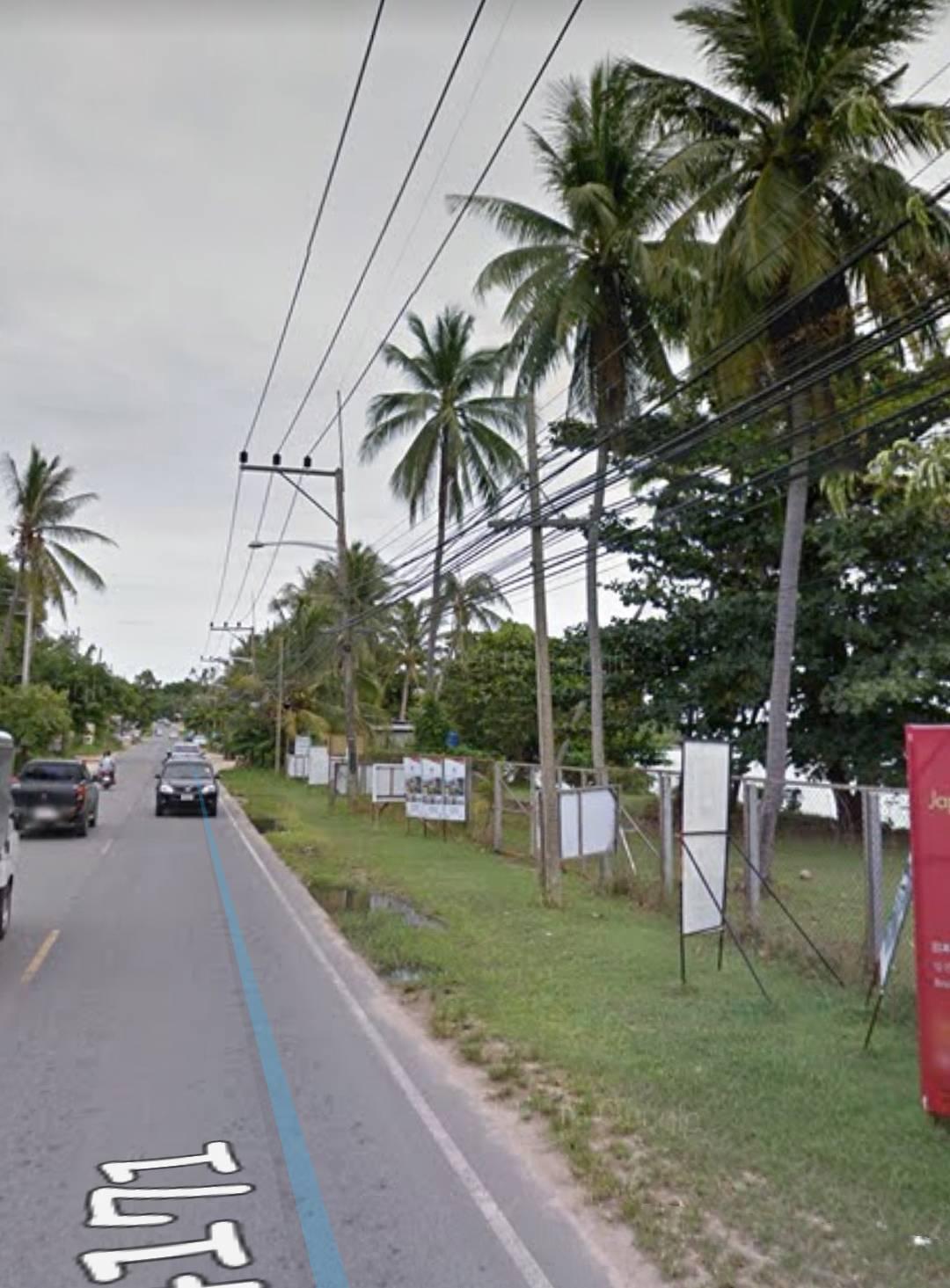 ขายที่ดินติดหาดบางส่วน จำนวน 265 ไร่. แบ่งขายไร่ละ 8 ล้าน เกาะสมุย